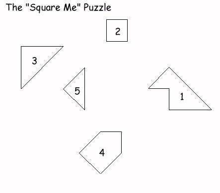 The Square Me Puzzle
